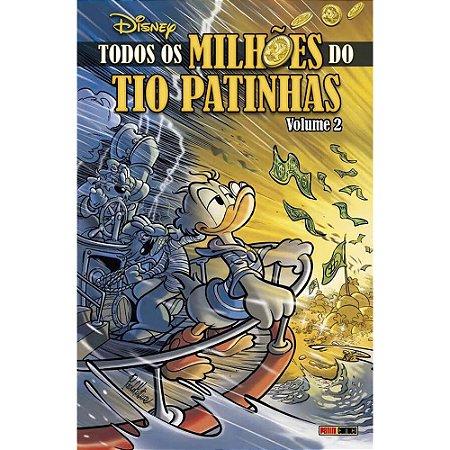 Todos os Milhões do Tio Patinha$ - Volume 02