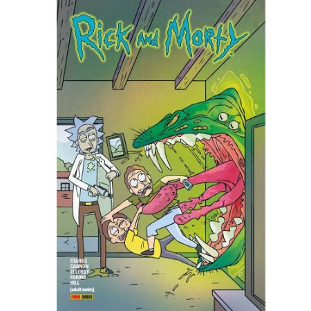Rick and Morty - Volume 04