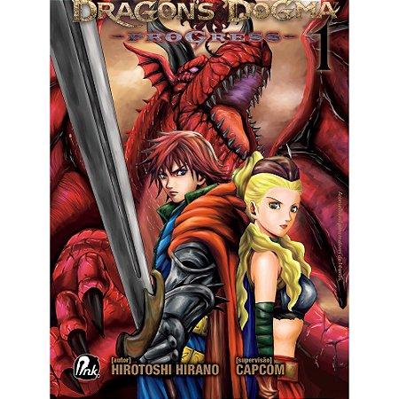 Dragons Dogma Progress - Vol. 1 e 2