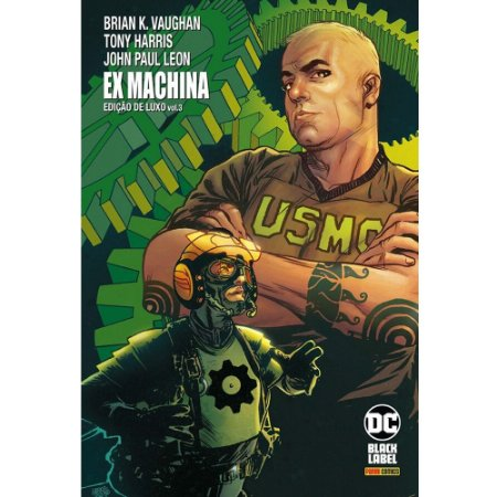 Ex Machina - Volume 03