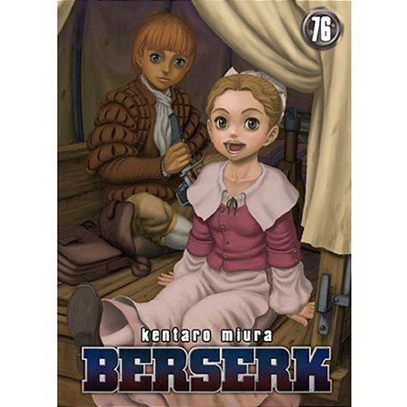 Berserk - Edição 76