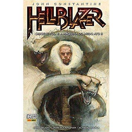 HellBlazer Origens - Volume 4