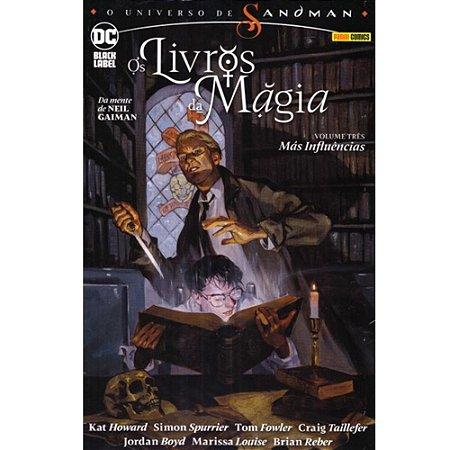 Os Livros da Magia - Volume 03