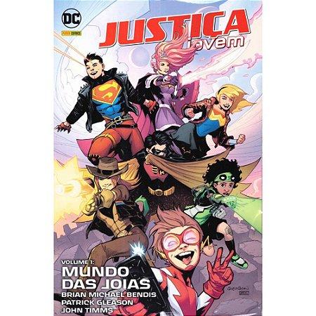 Justiça Jovem - Volume 1