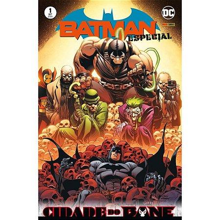 Batman Especial - Volume 01: Cidade do Bane