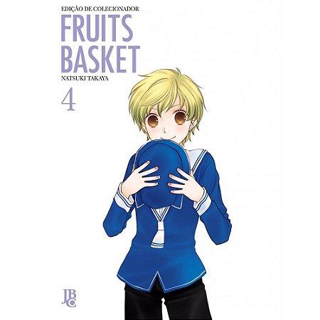 Fruits Basket - Edição de Colecionador - Volume 4