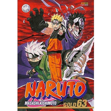 Naruto Gold - Edição 63