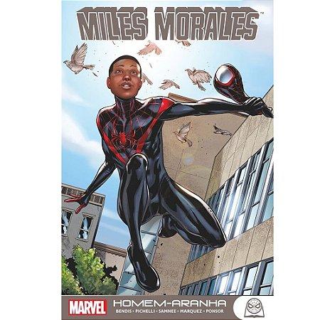 Miles Morales: Homem-Aranha