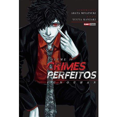 Crimes Perfeitos: Funouhan - Volume 10