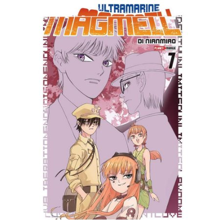 Ultramarine Magmell - Volume 7