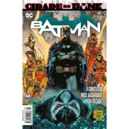 Batman - Volume 43