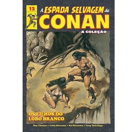 A Espada Selvagem de Conan - Volume 12