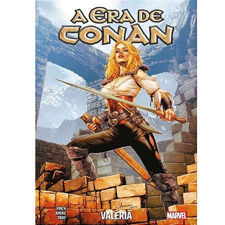 A Era de Conan - Valeria