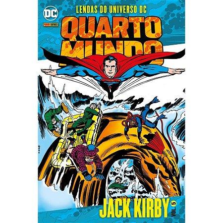 Lendas do Universo DC: Quarto Mundo - Volume 5