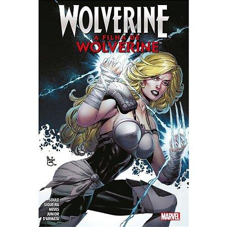 Wolverine: A Filha de Wolverine