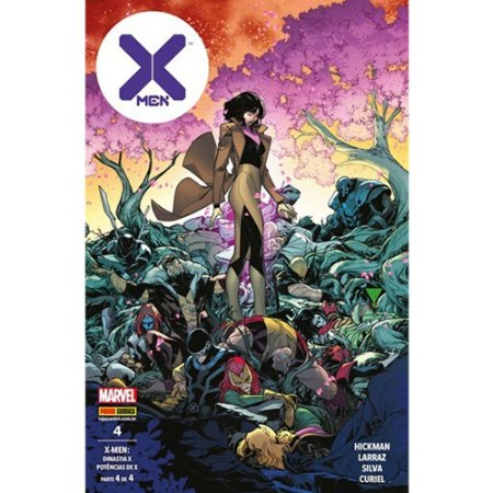 X-Men - Volume 04