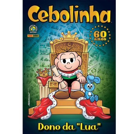"""Cebolinha - Dono da """"Lua"""""""