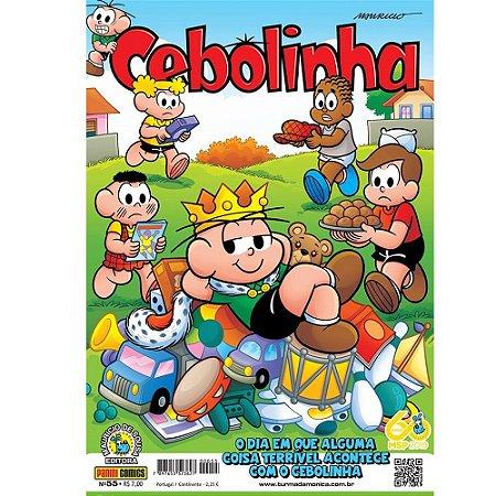 Cebolinha - Edição 66