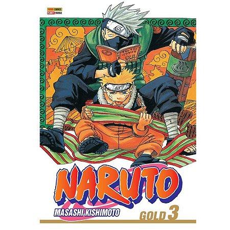 Naruto Gold - Edição 03