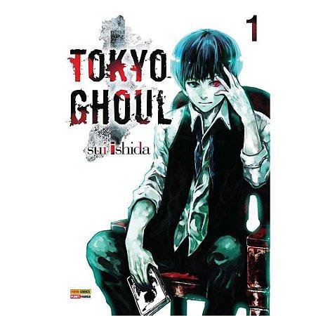 Tokyo Ghoul - Edição 01