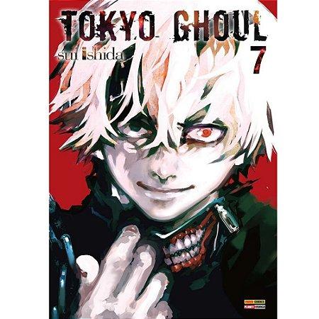 Tokyo Ghoul - Edição 07