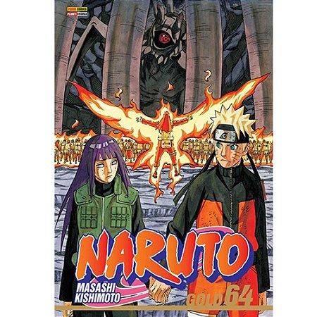 Naruto Gold - Edição 64