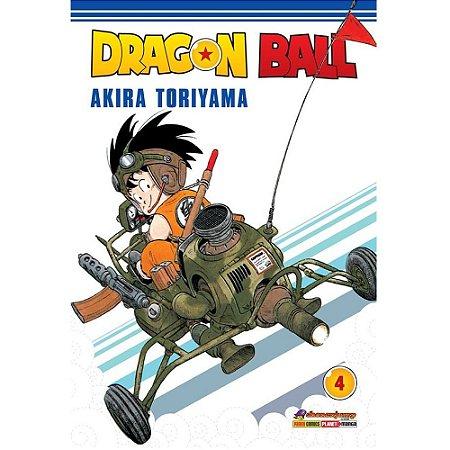 Dragon Ball - Edição 04