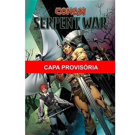 Conan: Guerra da Serpente