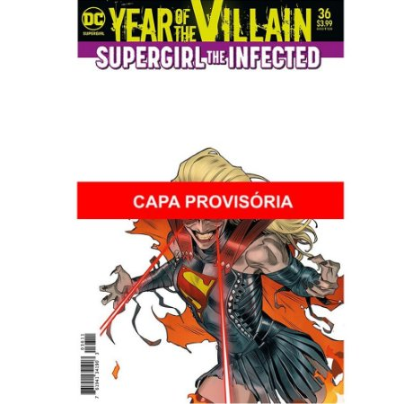 Supergirl: Infectada!