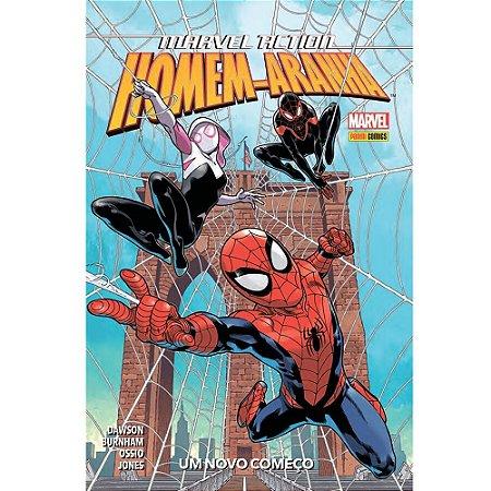 Homem-Aranha - Volume 01