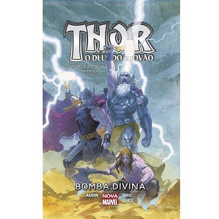 Thor: O Deus do Trovão - Bomba Divina