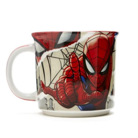 Caneca 350ML Spider HQ