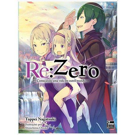 Re:Zero – Começando uma Vida em Outro Mundo: Vol. - 14