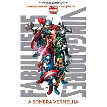 Fabulosos Vingadores: A Sombra Vermelha