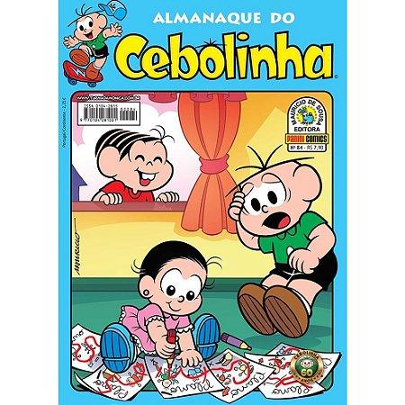 Almanaque do Cebolinha - Edição 84