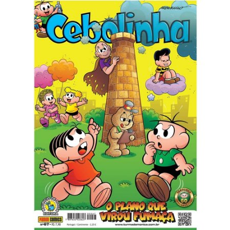 Cebolinha - Edição 67