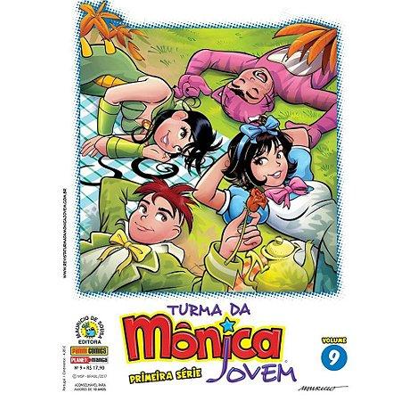 Turma da Mônica Jovem - 1ª Série - Volume 09