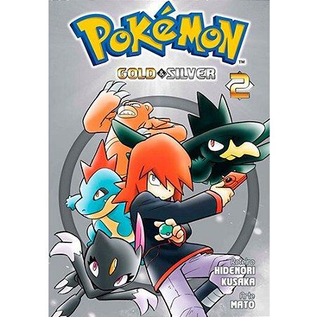 Pokémon Gold & Silver - Volume 02