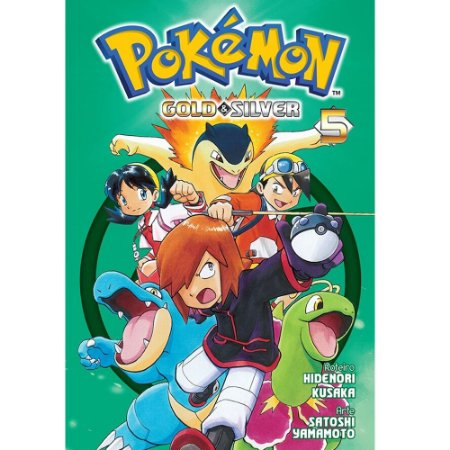 Pokemon Gold and Silver - Volume 05