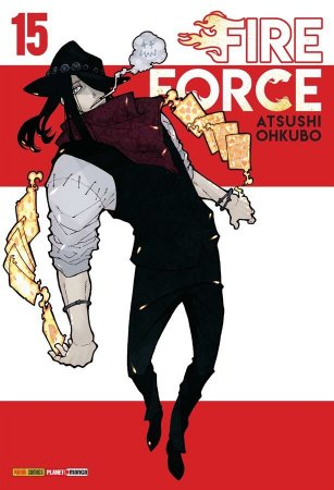 Fire Force - Volume 15