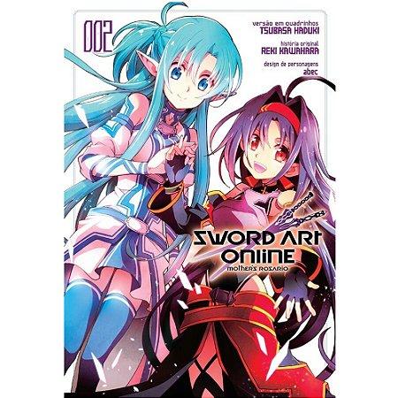 Sword Art Online - Mother's Rosario Vol. 02