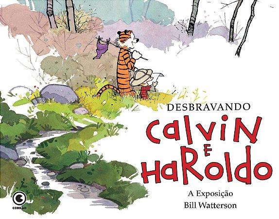 Calvin e Haroldo: Desbravando Calvin E Haroldo – Volume 18