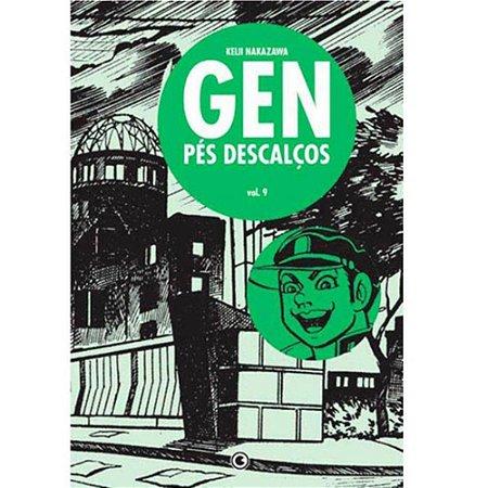 Gen Pés Descalçados - Volume 9