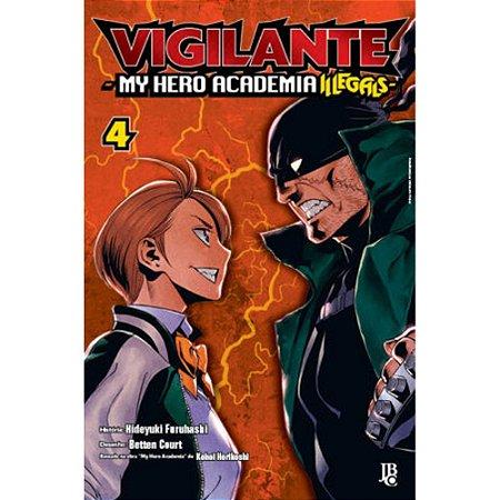 Vigilante: My Hero Academia Illegals - Volume 04