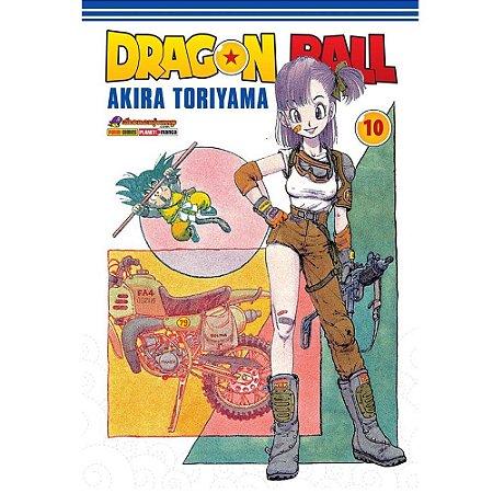 Dragon Ball - Edição 10