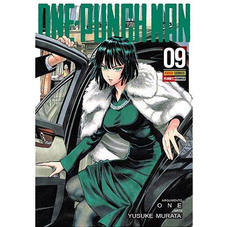 One-Punch Man - Edição 09