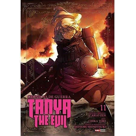 Tanya The Evil: Crônicas de Guerra - Volume 11