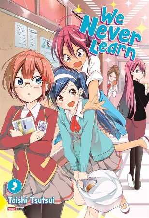 We Never Learn - Volume 02