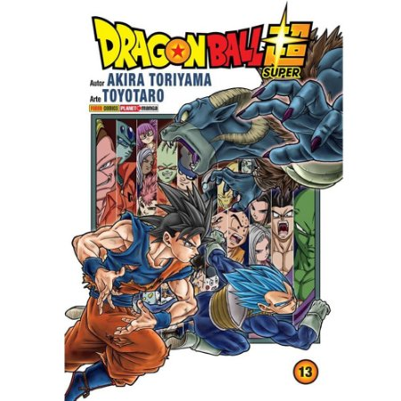 Dragon Ball Super - Volume 13
