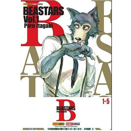 Box Beastars - Do 01 ao 05